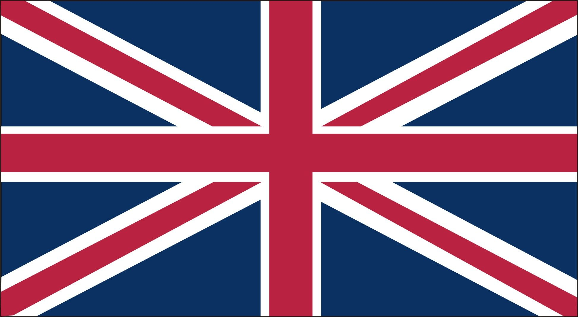 english language flag